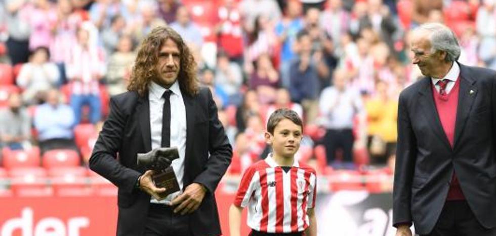 Puyol ya tiene su One Club Man Award