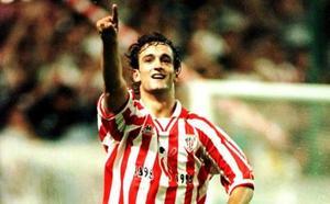 20 años del gol de Champions de 'Etxebe'
