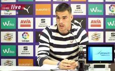 Dani García se despide del Eibar: «Necesito otro reto»