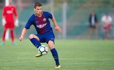Galarreta viaja con el primer equipo del Barça a un amistoso en Sudáfrica