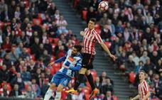 El Athletic buscará el gol con Aduriz y Muniain