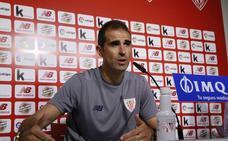 Garitano: «Para los chavales es una motivación jugar en uno de los mejores estadios del mundo»