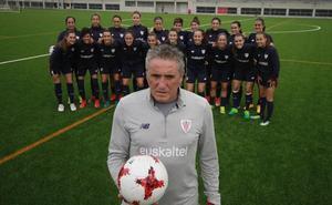 Joseba Agirre: «Sería un error grande pensar en el 1-4 de Anoeta»