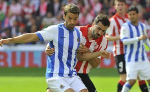 Xabi Prieto desvela que tuvo «dos o tres ofertas del Athletic» a lo largo de su carrera