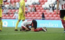 El Bilbao Athletic - Villarreal B, en imágenes
