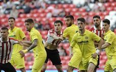El Villarreal B destroza el sueño de los cachorros
