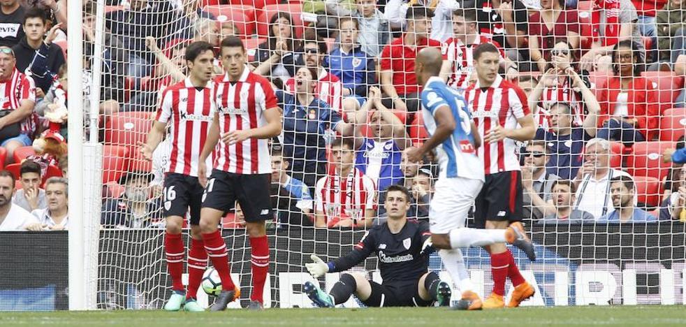 El Athletic despide la temporada con pitos
