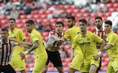 El Bilbao Athletic buscará el milagro en Villarreal el sábado a las 19 horas