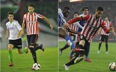 El Athletic hace oficiales las salidas de Saborit y Sola
