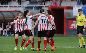 Lucía lleva al Athletic a 'semis'