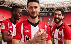 La nueva camiseta del Athletic recuerda a la Supercopa