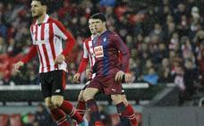 El Athletic presenta hoy a Ander Capa, que tendrá una cláusula de 50 millones de euros