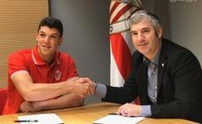 Sigue en directo la presentación de Ander Capa como jugador del Athletic