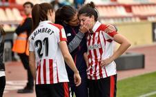Cruel final para el Athletic femenino en la 'semis' de Copa