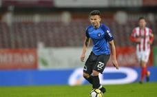 El Athletic presenta hoy a Cristian Ganea, su segundo fichaje