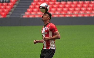 Cristian Ganea: «Demostraré que el Athletic ha hecho un buen fichaje»