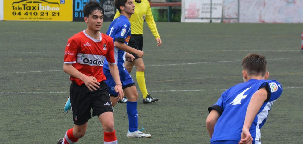 El Villarreal ficha a un cadete del Danok Bat al que el Athletic no ha querido