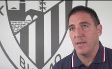 Berizzo llega a Bilbao con una «idea de juego de ataque»