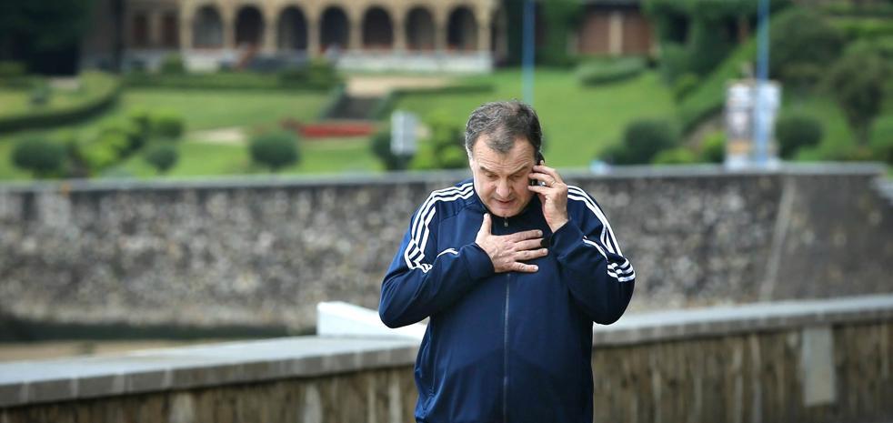 Berizzo: el hombre firme al que Bielsa escuchaba
