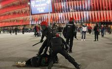 La UEFA multa al Athletic con 40.000 euros por los incidentes del Spartak
