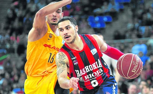 El Baskonia se mantiene firme e iguala la oferta del Barcelona por Larkin