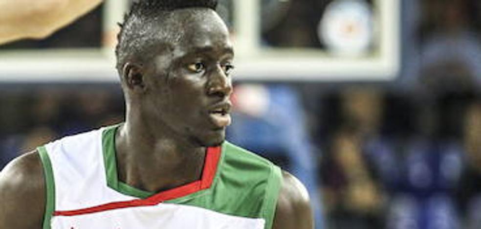 Diop: «Estoy contento e ilusionado por formar parte de la preselección»
