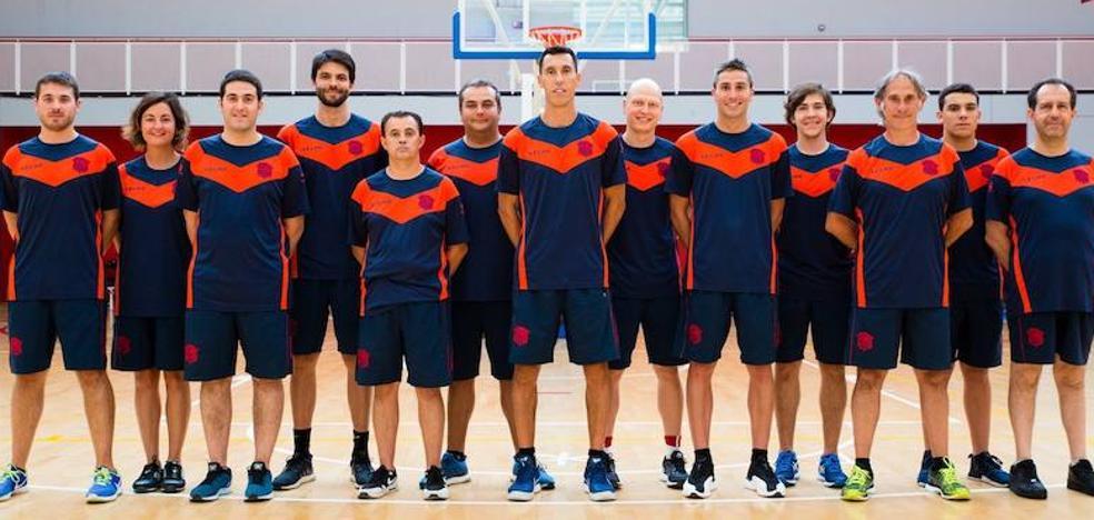 El Baskonia presenta a su renovado cuerpo técnico