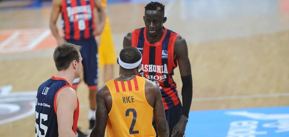 Baskonia y Barcelona abrirán la Liga ACB el viernes 29 de septiembre