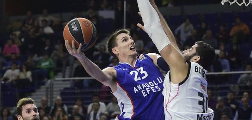 El Baskonia señala que Janning va a dar «mucho equilibrio»