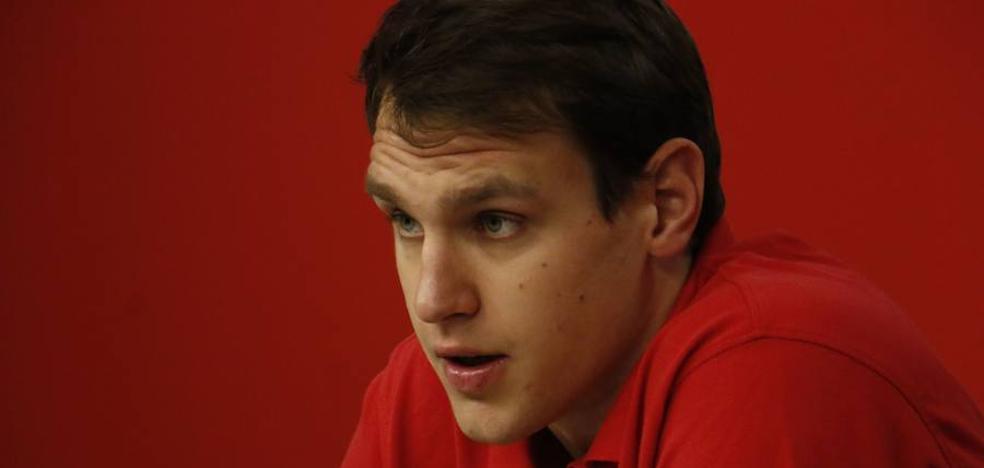 Voigtmann: «Tenemos mucho talento y podemos hacer algo bueno»