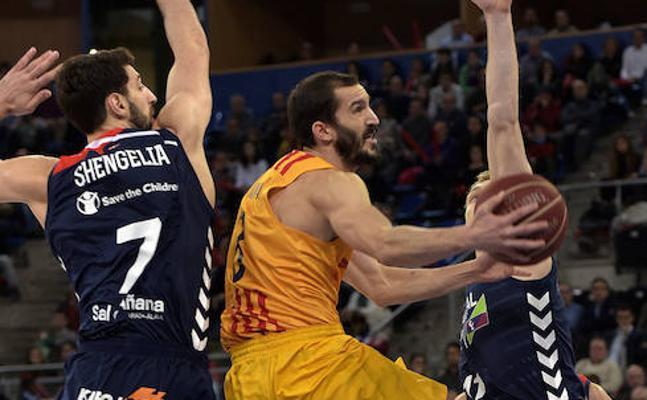 Pau Ribas volverá contra el Baskonia