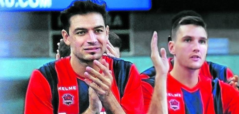 Carlos Delfino cubrirá la baja de Garino