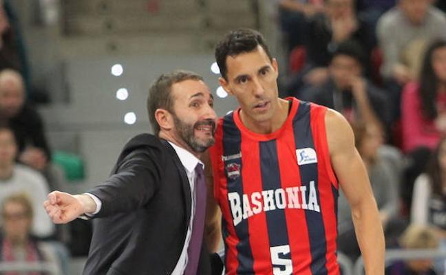 El Baskonia reaparece en las quinielas como uno de los posibles campeones