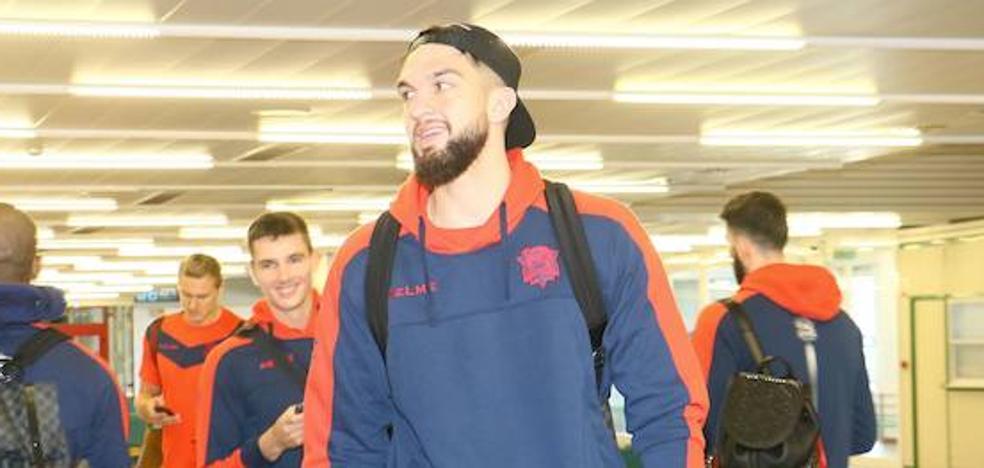 Vincent Poirier, convocado por Francia para los partidos FIBA