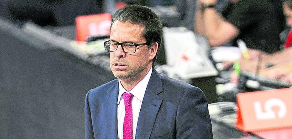 Pedro Martínez: «He visto muchos fallos, pero la victoria nos ayudará a mejorar»