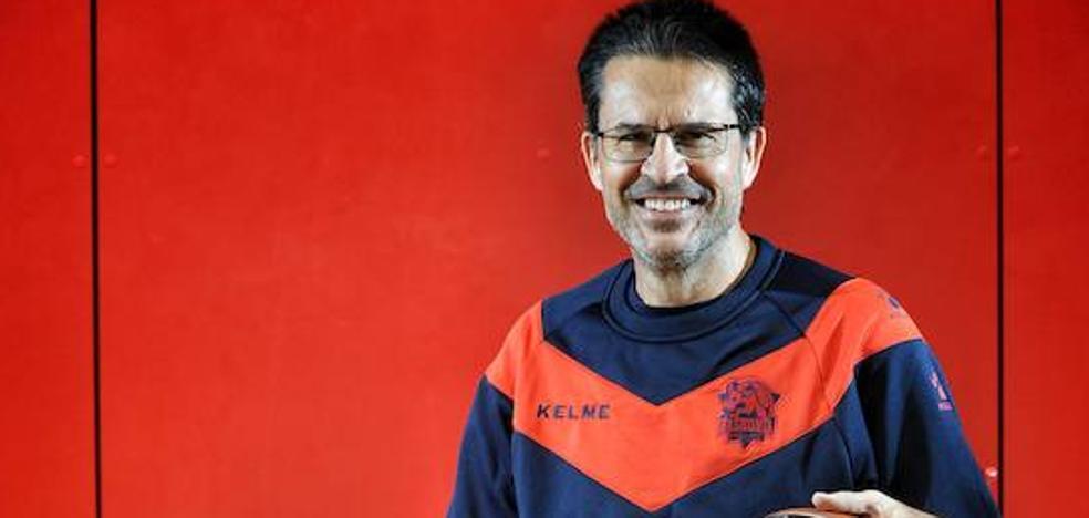Martínez: «Me siento mucho más preparado para entrenar al Baskonia que hace 12 años»