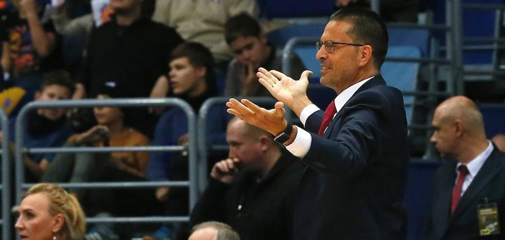 Pedro Martínez: «La Euroliga penaliza mucho los pequeños errores»