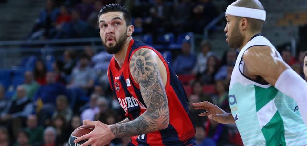 Baskonia - Joventut en directo: Liga ACB 2017-18, online