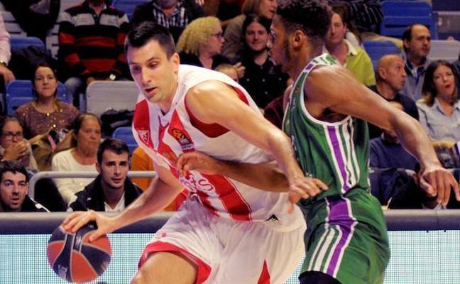 Milko Bjelica destaca que el Baskonia «está en una forma fenomenal»