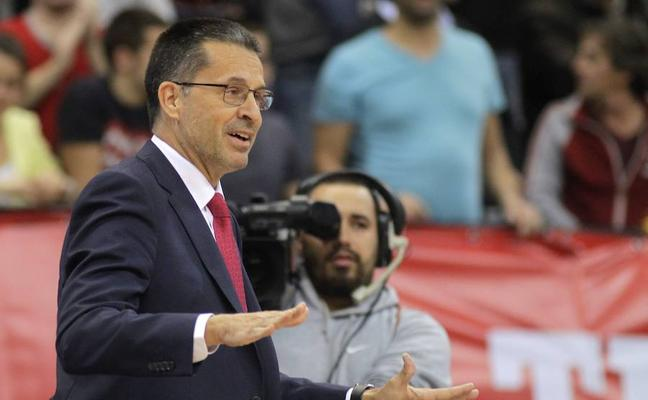 Pedro Martínez: «Me ha gustado nuestra mentalidad ganadora»