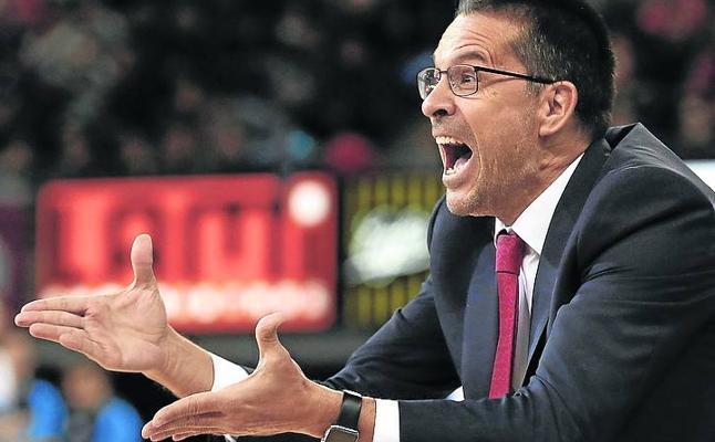 Pedro Martínez: «Nos han puesto en muchas dificultades»