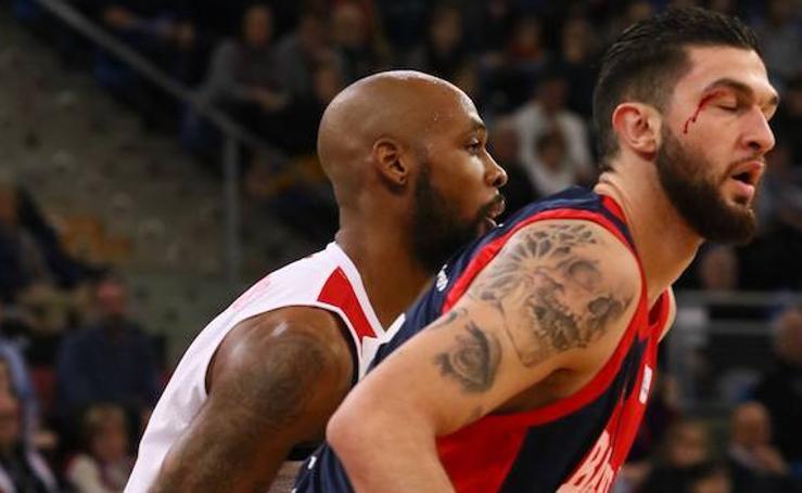 Las mejores fotografías del Baskonia - RETAbet Bilbao Basket
