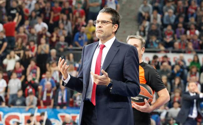 Pedro Martínez: «Es increíble que hayamos perdido una ventaja de 25 puntos»
