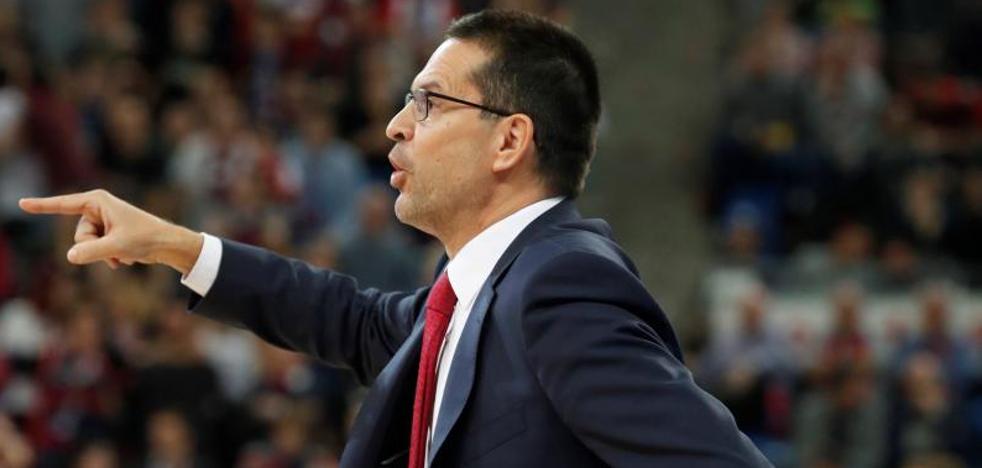 Pedro Martínez: «Mal vamos si dependemos de uno o dos jugadores, necesitamos jugar en equipo»