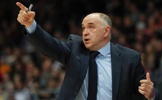Laso: «Le tenemos mucho respeto al Baskonia»