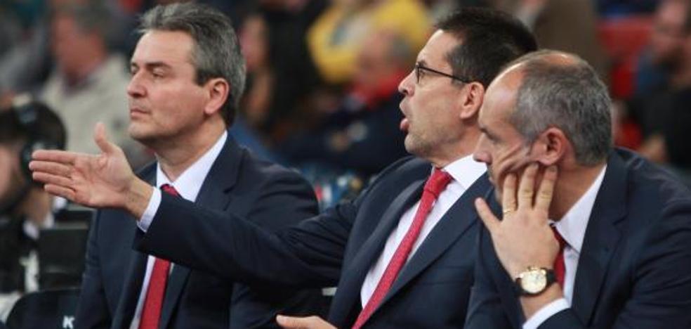 «Ha habido momentos horrorosos en el partido», reconoce Pedro Martínez