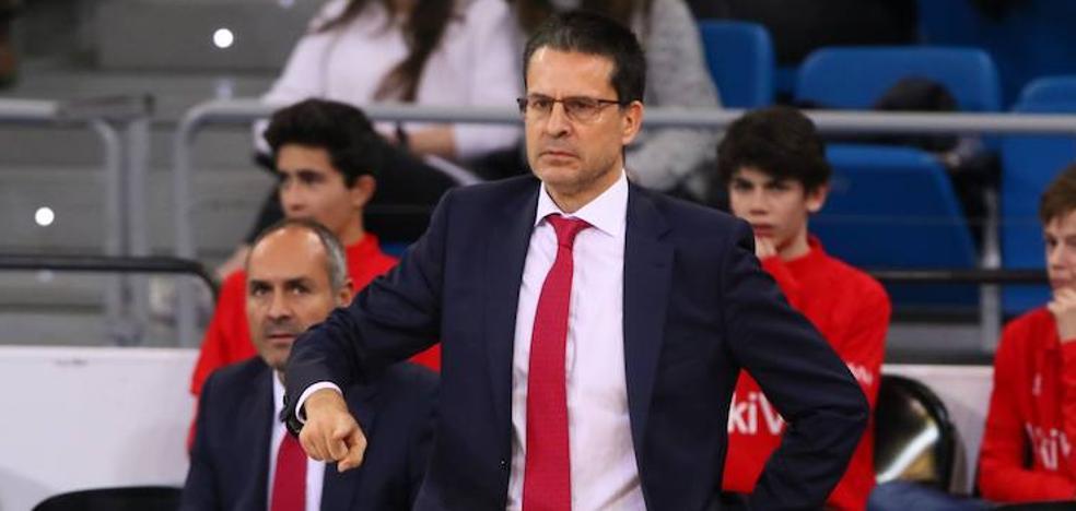 Pedro Martínez: «Hemos hecho 17 minutos excelentes, pero no es normal lo que ha pasado»