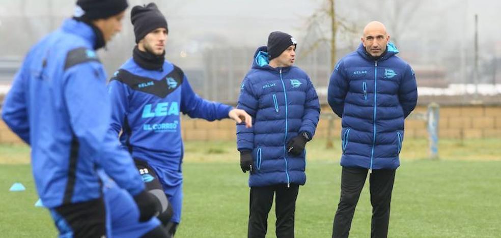 El Alavés entrenará en Lezama