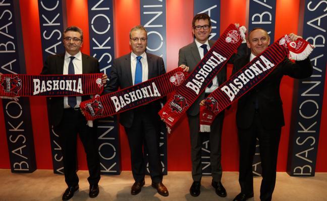 Los 1.200 aficionados baskonistas tendrán en Araba Etxea su punto de reunión en el torneo