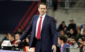 Pedro Martínez confía en ver un buen Baskonia en «una competición salvaje»